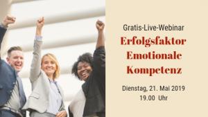 Erfolgsfaktor Emotionale Kompetenz_05_2019